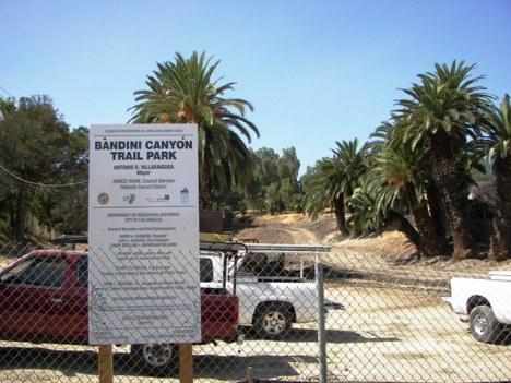 Bandini Canyon Park 2