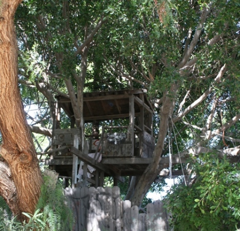 Meramec Treehouse